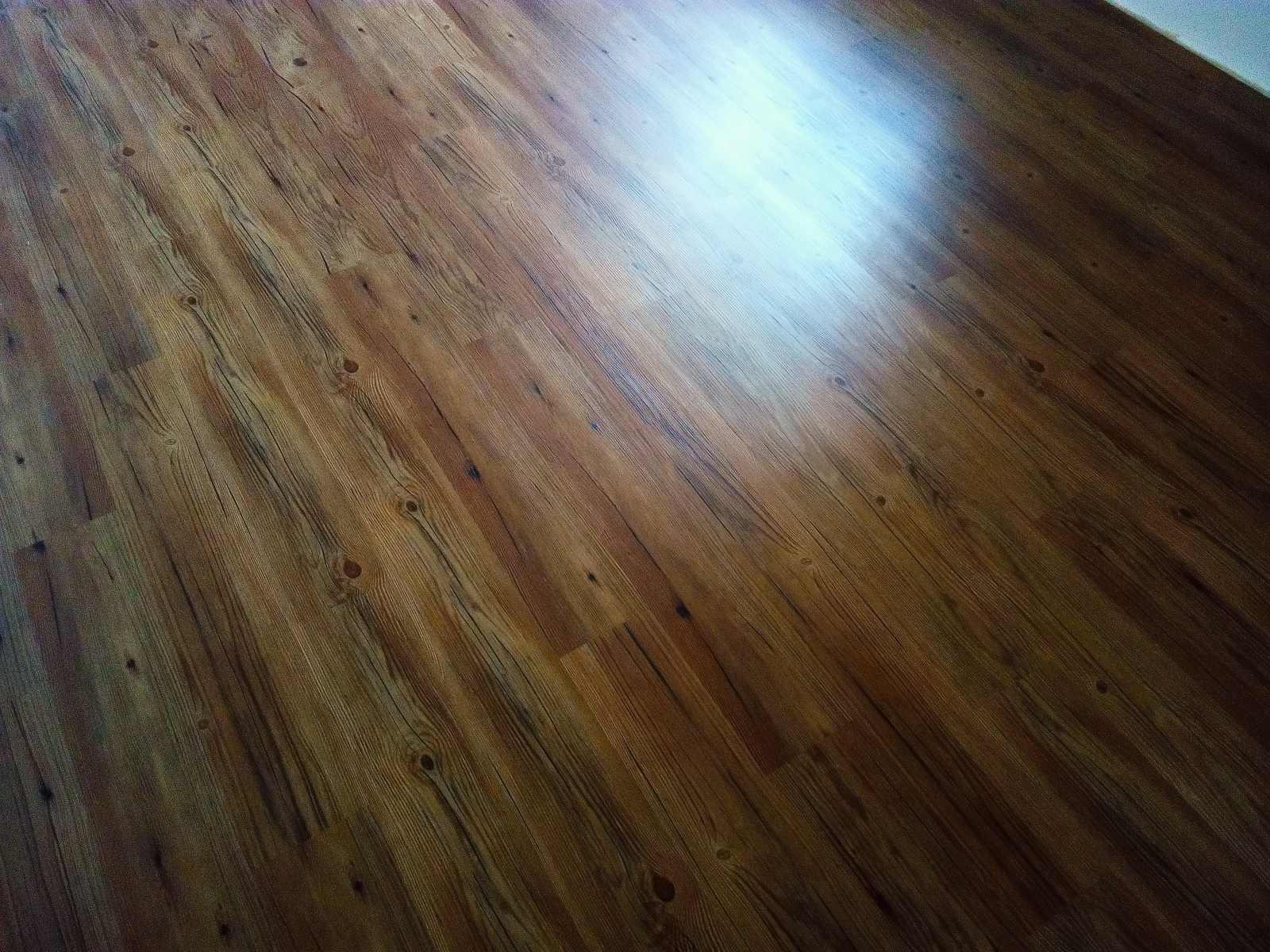Vinylová podlaha v RD